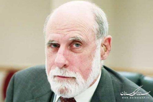 پدر اینترنت به ایران می آید