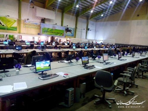 راه اندازی سامانه الکترونیکی ارتباط مردم ودولت در سالن شهیدگرزین