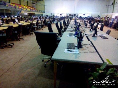 گزارش تصویری ازراه اندازی سامانه الکترونیکی ارتباط مردم ودولت در سالن شهیدگرزین
