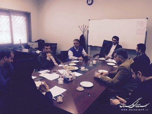 کمیته فناوری اطلاعات ستاد انتخابات استان