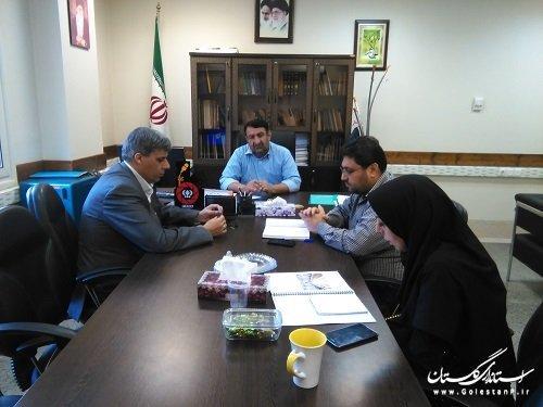 جلسه درخصوص  دوازدهمین دوره انتخابات ریاست جمهوری اسلامی و پنجمین دوره انتخابات شورای اسلامی شهر وروستا