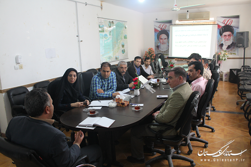 برگزاری هجدهمین جلسه کمیته فناوری اطلاعات ستادانتخابات استان