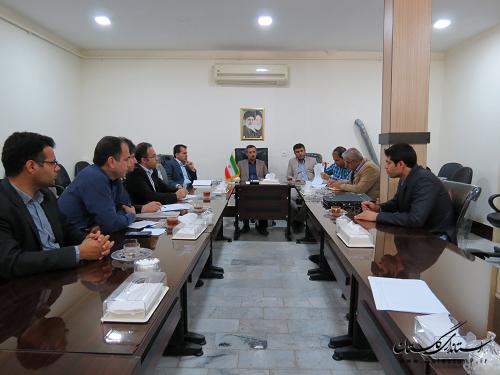 برگزاری بیستمین جلسه کمیته فناوری اطلاعات ستادانتخابات استان