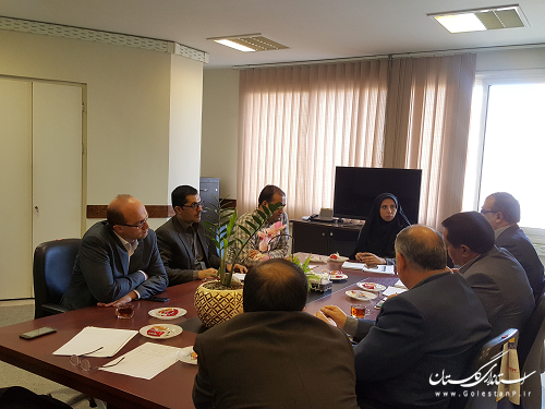 برگزاری جلسه فرعی کارگروه دفاتر پیشخوان خدمات دولت