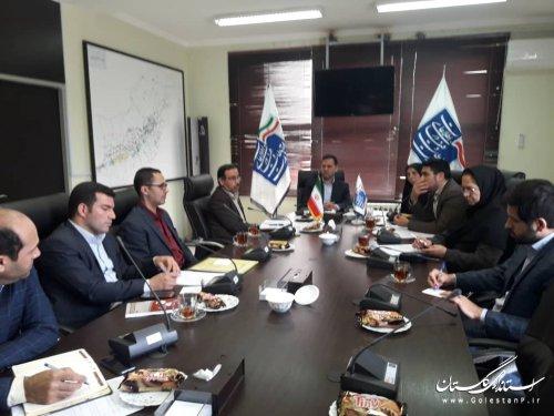 برگزاری نهمین جلسه کارگروه استانی دفاتر پیشخوان شهری خدمات دولت