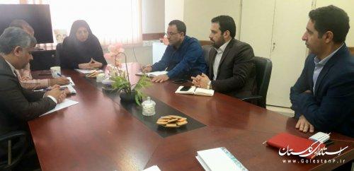 اولین جلسه کمیته فناوری اطلاعات ستاد انتخابات استان