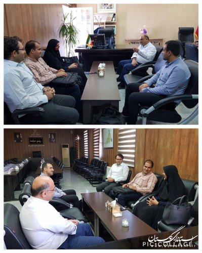 چهارمین جلسه کمیته فناوری اطلاعات ستاد انتخابات استان
