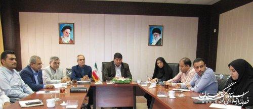 پنجمین جلسه کمیته فناوری اطلاعات ستاد انتخابات استان