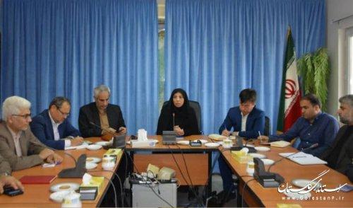 دوازدهمین جلسه کمیته فناوری اطلاعات ستاد انتخابات استان - شهرستان گنبدکاووس