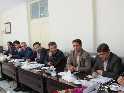 بیستمین جلسه کمیته فناوری اطلاعات ستاد انتخابات -شهرستان گالیکش