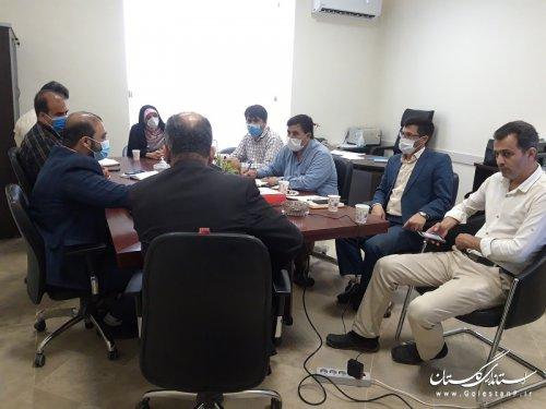 دومین جلسه بررسي شاخص سامانه تداركات الكترونيكي دولت در فرآيند ارزيابي عملكرد