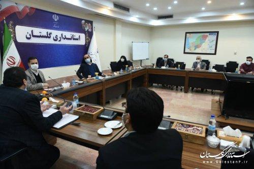 جلسه سازمان نظام صنفی یارانه ای استان با استاندار معزز پیرامون مشکلات حوزه فناوری